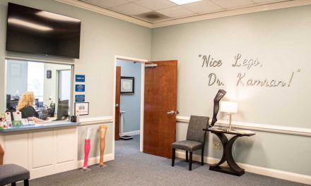 New Business – Scarless Vein Care