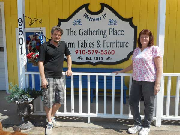 The Gathering Place Farm Tables & Furniture