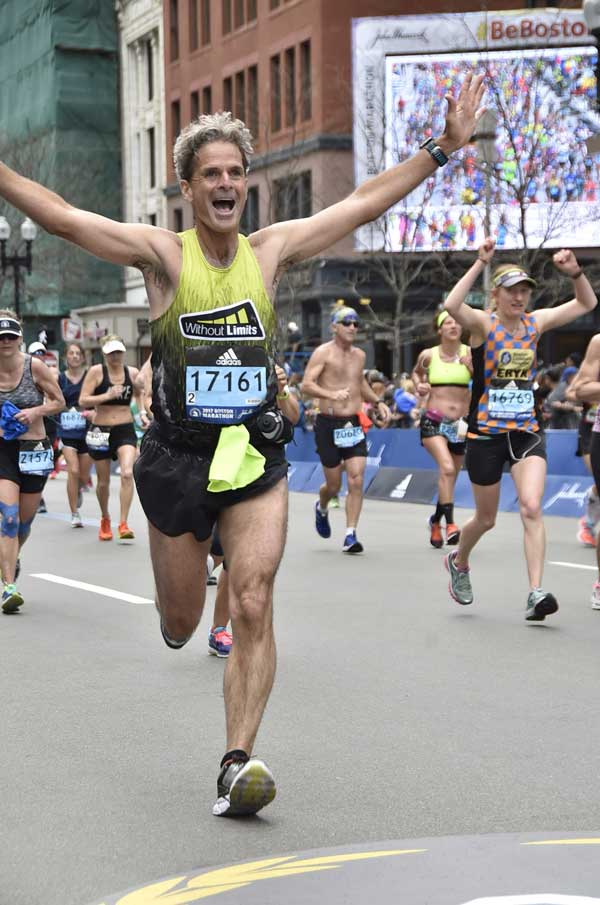 Tracy McMullen Racing Marathon