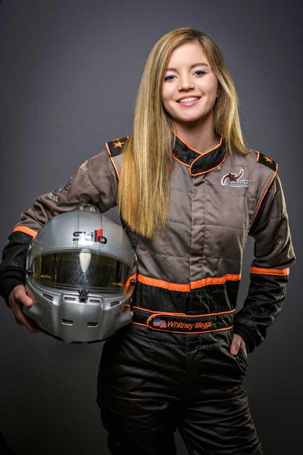 Whitney Meggs Brunswick NC Racing