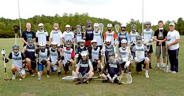 Wild Tide Lacrosse Youth Brunswick CountyNC