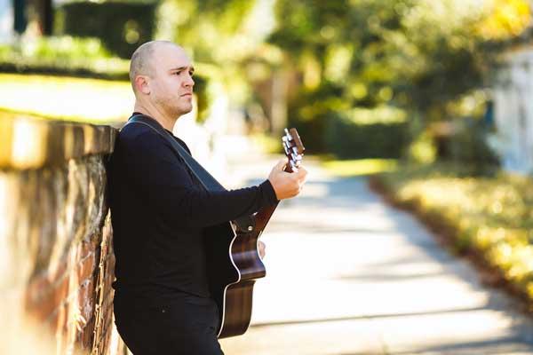 Guitar Lesson Phil Milligan Leland NC