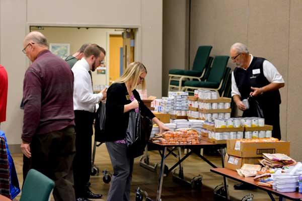 Leland Area Rotary NC Food Drive