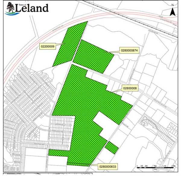 Leland NC Annexation