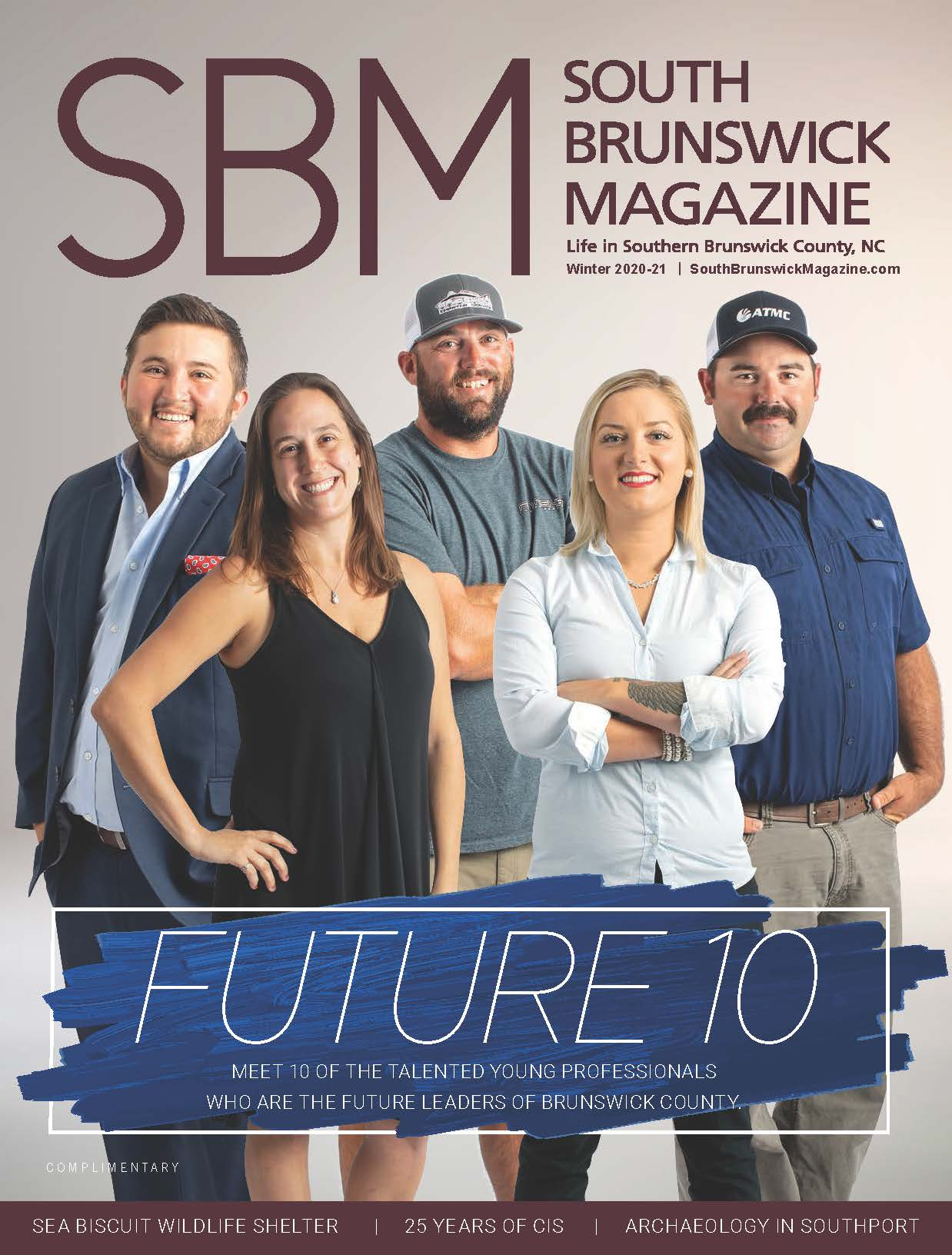 SBM Winter 2020 Cover