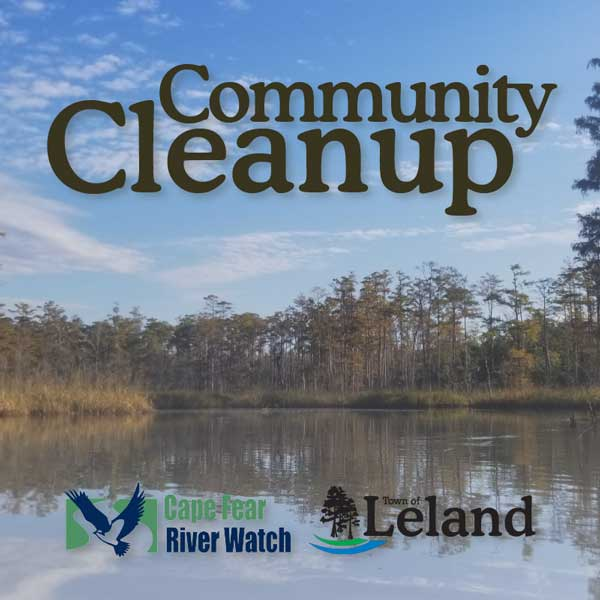 Clean Up Brunswick LCAC March NC