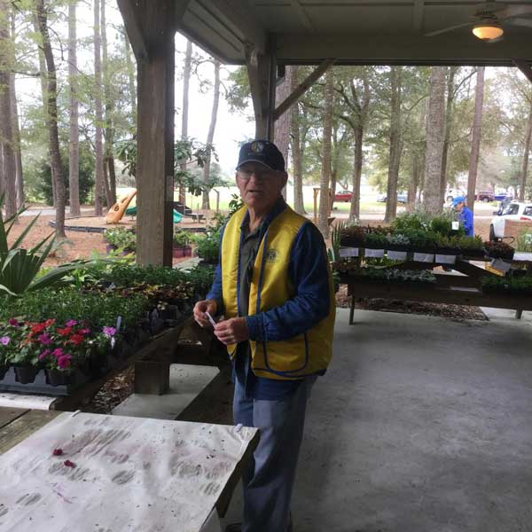 Southport Oak Island Kiwanis Plant Sale