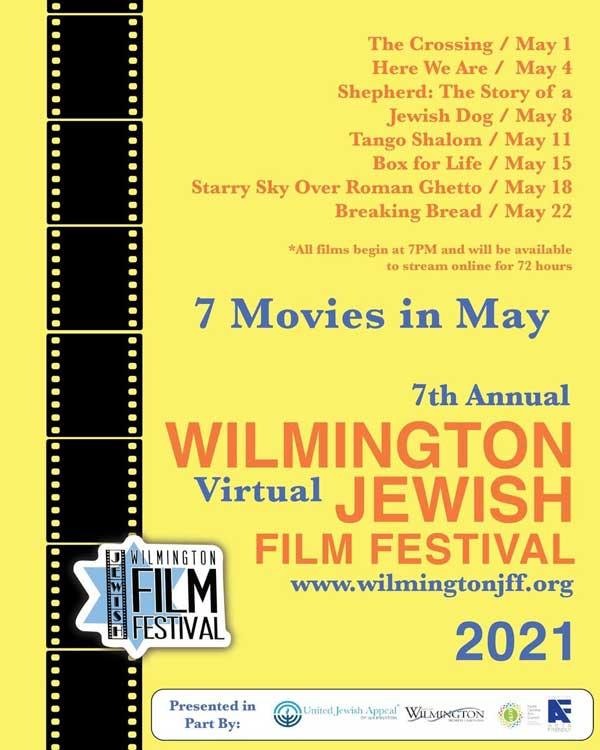 2021 Wilmington Jewish Film Festival