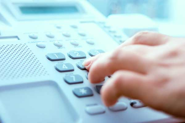 ATMC 10 Digit Dialing