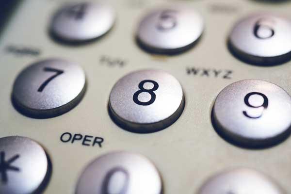 NC 10 Digit Dialing ATMC
