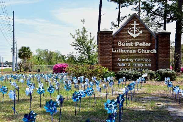 Saint Peter Lutheran Church Brunswick NC