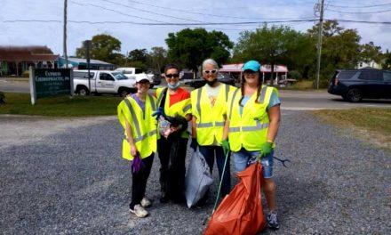 Keeping Brunswick County Clean