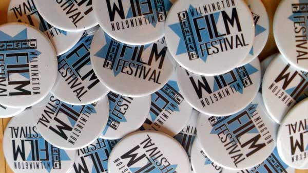 Wilmington Jewish Film Festival Buttons