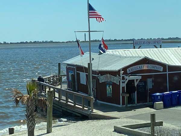 American Fish Company Southport NC