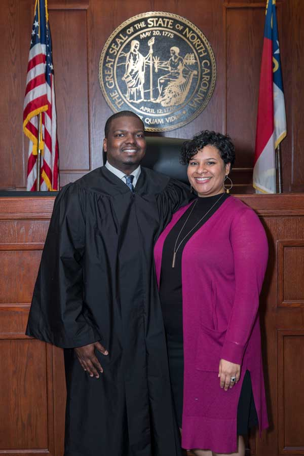 Brunswick County NC Judge McGee