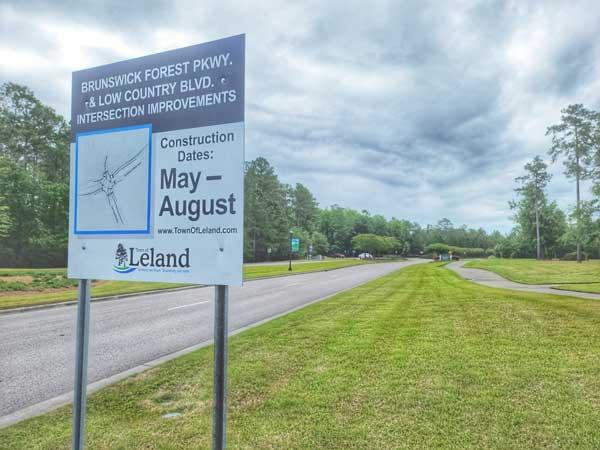 Brunswick Forest Parkway Leland NC