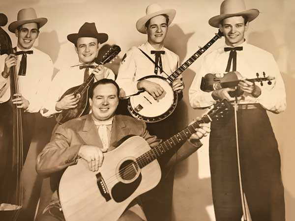 Curtis Lee Mac Wiseman Band