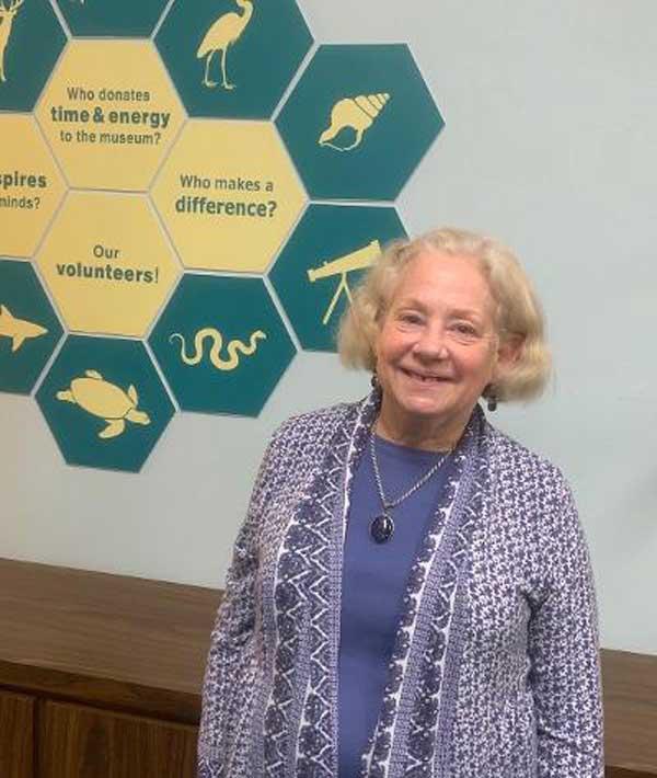 Joan Wilt Planetarium NC Volunteer