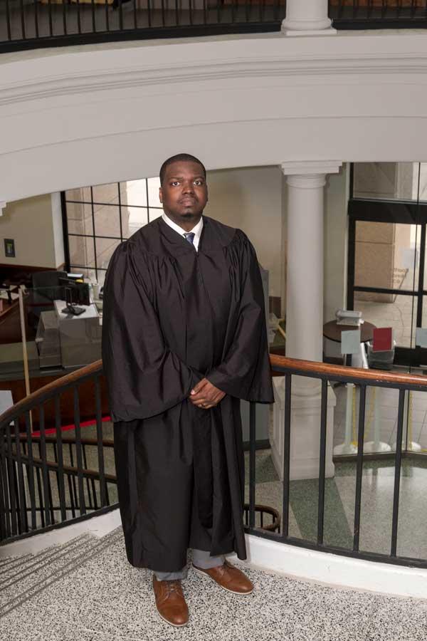 Judge Quinton McGee Brunswick County NC