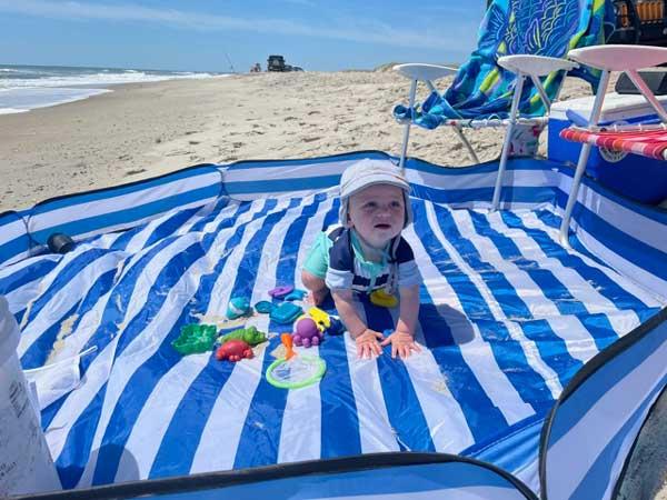 Sandy Bumz Beach NC