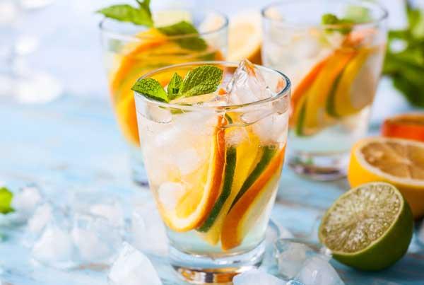 Citrus Infused Vodka