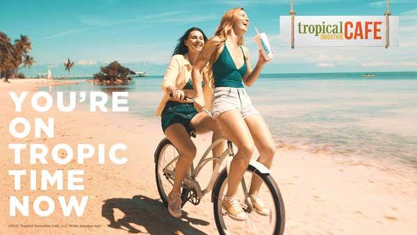 Tropical Smoothie Time Leland NC