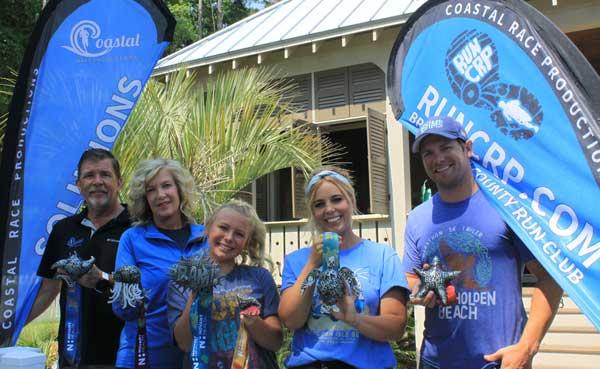 Coastal Race Productions Brunswick NC