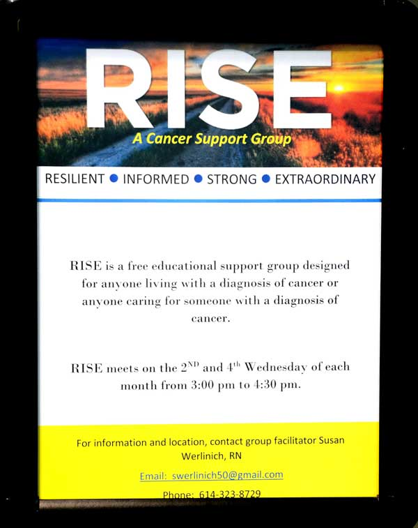 Rise Cancer Support Brunswick NC