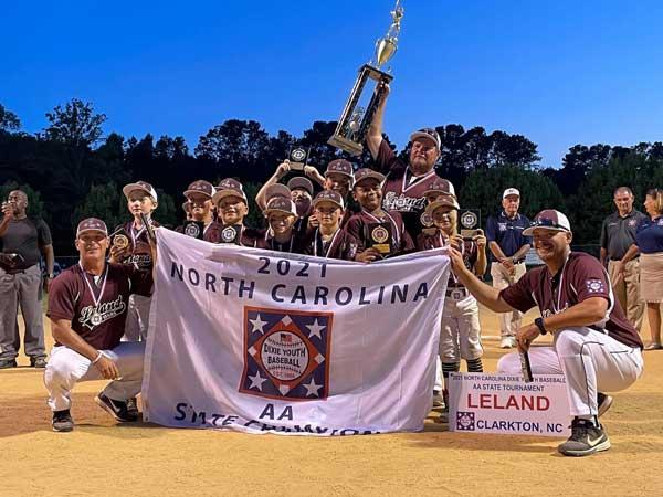 All Star Team Baseball Leland NC