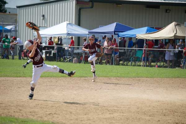 Baseball All Star Team Leland NC