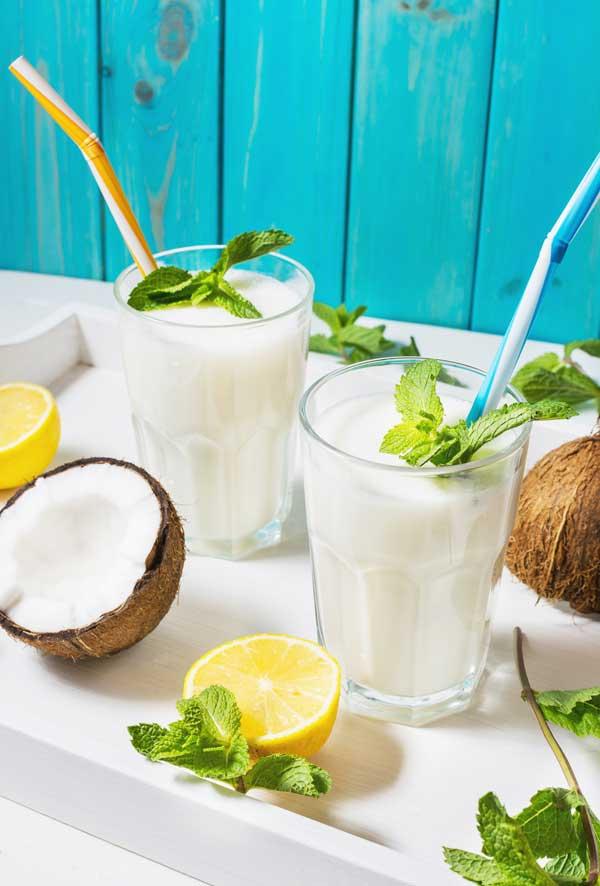 Coconut Lemon Spirit