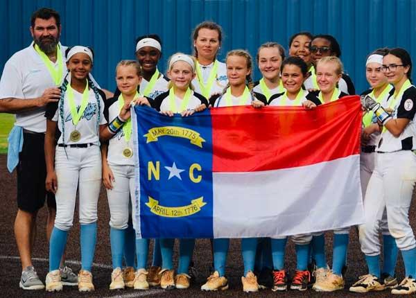 Dixie Ladies Softball Leland NC