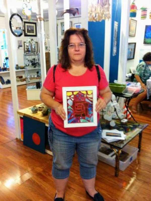 Mary Beth Livers Brunswick County NC Art