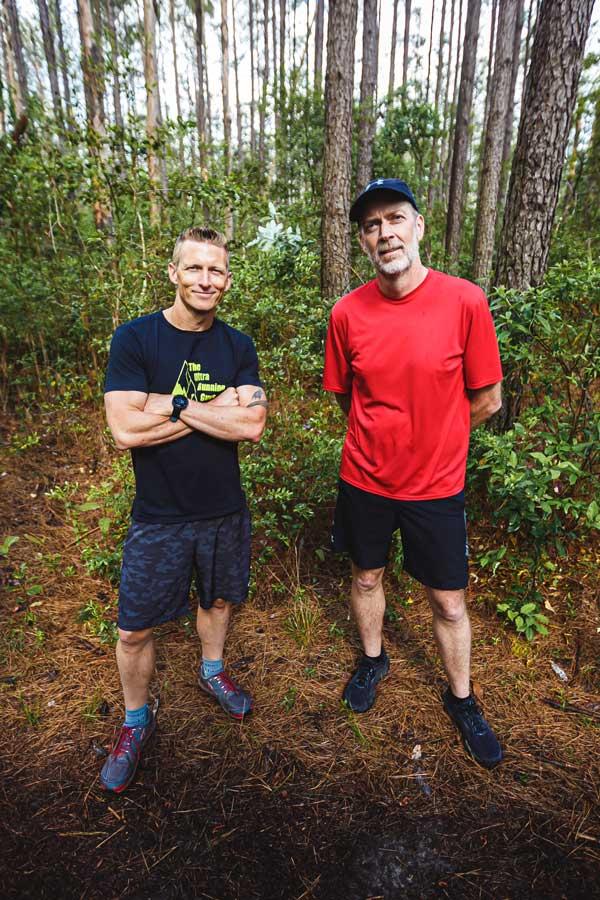 Ultimate Running Guys NC