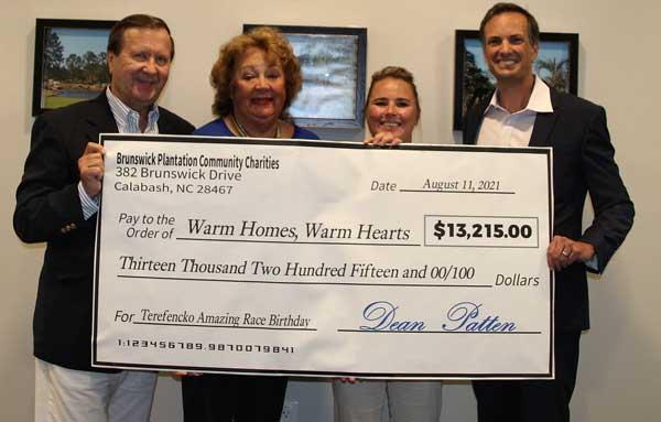 Warm Homes Warm Hearts BEMC Award