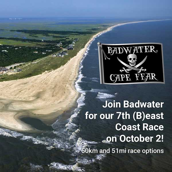 Badwater Cape Fear 2021