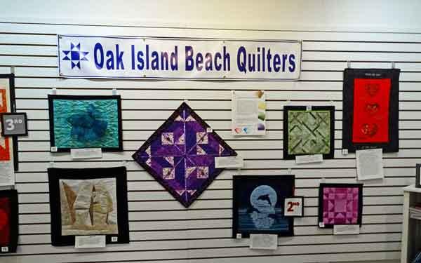Oak Island Beach NC Quilters