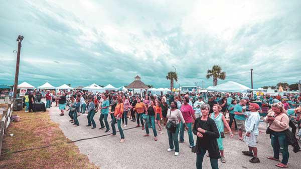 Ocean Isle Beach NC Oyster Fest