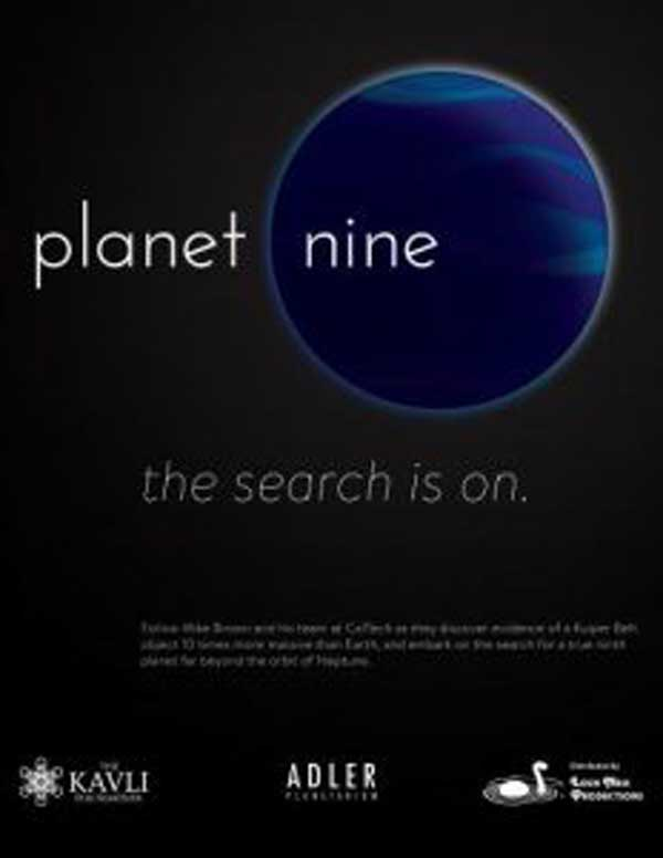Planet Nine Ingram Planetarium