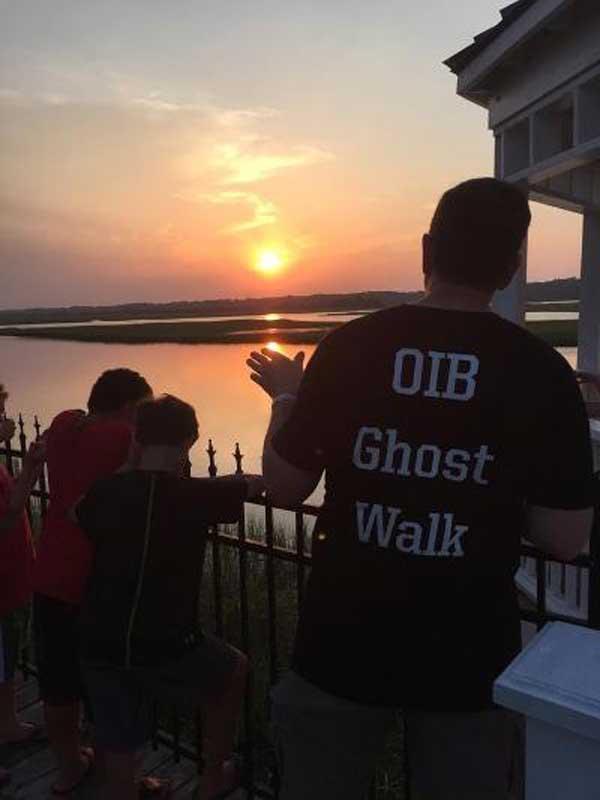 Ghost Walk OIB NC